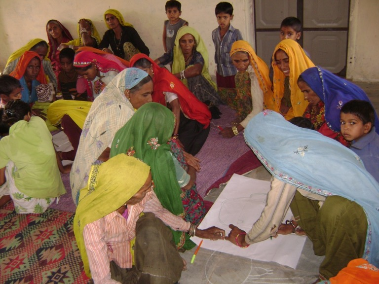 Development of Self-help Groups